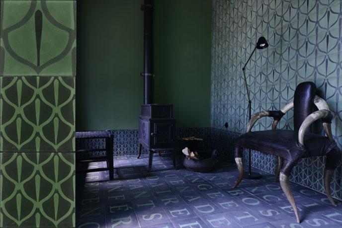 emery cie carrelages ciment exemples realisations marrakech bureau de lours page 02. Black Bedroom Furniture Sets. Home Design Ideas
