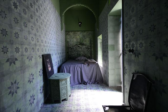 emery cie carrelages ciment exemples realisations marrakech chambres chambre de lane. Black Bedroom Furniture Sets. Home Design Ideas