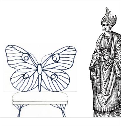 emery cie mechants enfants dormir rever lit papillon prix. Black Bedroom Furniture Sets. Home Design Ideas