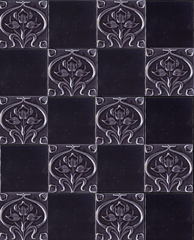 emery cie carrelages art nouveau commandes. Black Bedroom Furniture Sets. Home Design Ideas