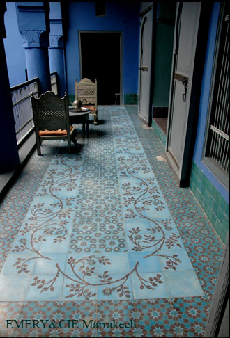Emery & Cie: tiles