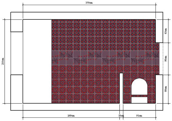 Emery cie carrelages ciment commandes plans for Emery cie carrelage