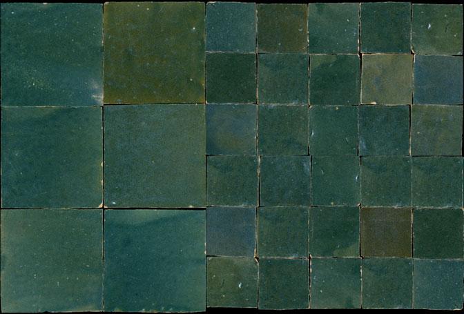 Ruckwand Dusche Glas : Carrelage Cuisine Vert: Carrelage mural ...