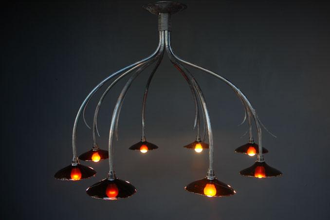 emery cie lumieres a suspendre lustres mod les bouquet ouvert d finition. Black Bedroom Furniture Sets. Home Design Ideas