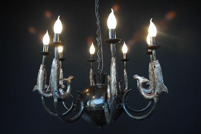 emery cie lumieres a suspendre lustres mod les poisson d finition. Black Bedroom Furniture Sets. Home Design Ideas