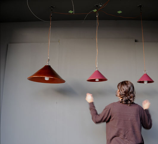 emery cie lumieres a suspendre lampes ceramique tagine. Black Bedroom Furniture Sets. Home Design Ideas