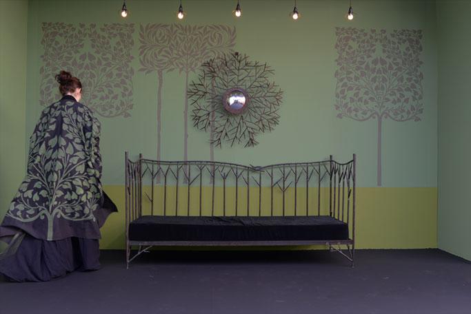emery cie papiers peints au metre motifs arbre premier exemples gm. Black Bedroom Furniture Sets. Home Design Ideas