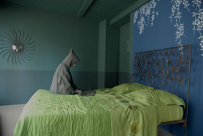 emery cie papiers peints au metre motifs prunier en fleurs exemples. Black Bedroom Furniture Sets. Home Design Ideas