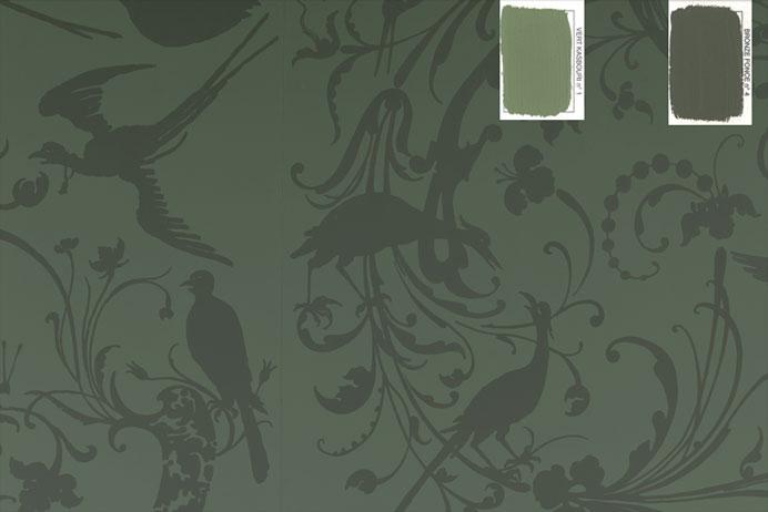emery cie papiers peints au metre motifs mechants oiseaux exemples page 02. Black Bedroom Furniture Sets. Home Design Ideas