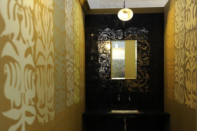 emery cie papiers peints au metre motifs oiseaux indiens exemples page 06. Black Bedroom Furniture Sets. Home Design Ideas