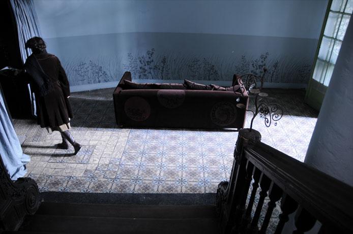 emery cie papiers peints au metre motifs herbes folles exemples page 09. Black Bedroom Furniture Sets. Home Design Ideas