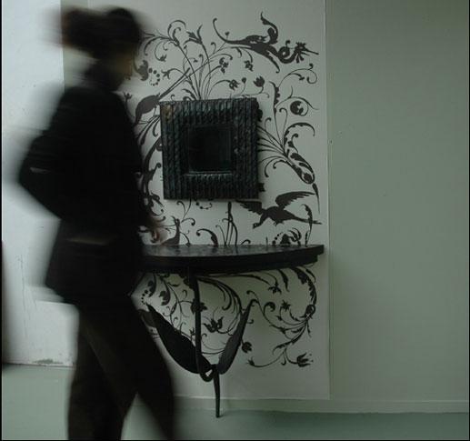 emery cie papiers peints au metre commandes. Black Bedroom Furniture Sets. Home Design Ideas