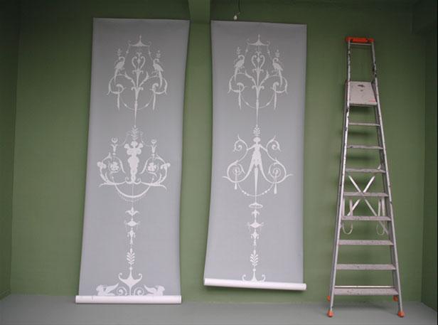 emery cie papiers peints au metre d finition. Black Bedroom Furniture Sets. Home Design Ideas