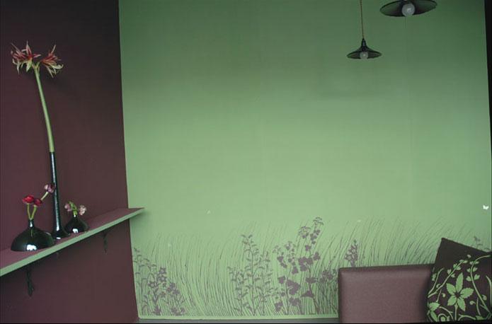 Emery & Cie:  wallpaper