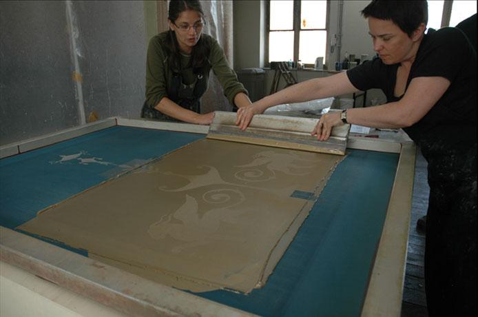 emery cie papiers peints au metre fabrication page 05. Black Bedroom Furniture Sets. Home Design Ideas