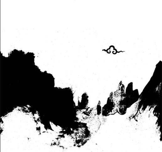 emery cie papiers peints au metre motifs la montagne. Black Bedroom Furniture Sets. Home Design Ideas
