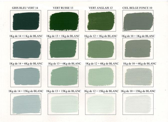 emery cie verven matte verf kleuren degrades 02. Black Bedroom Furniture Sets. Home Design Ideas