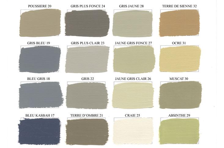 Emery cie peintures peinture mate couleurs mate for Quel peinture pour le bois exterieur
