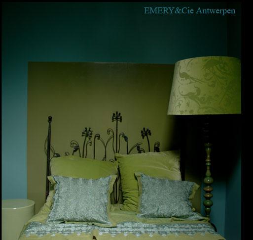 Emery & Cie:  Paints
